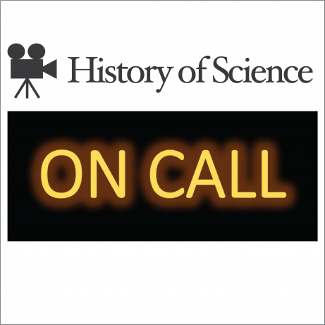 History of Science ON CALL (logo)
